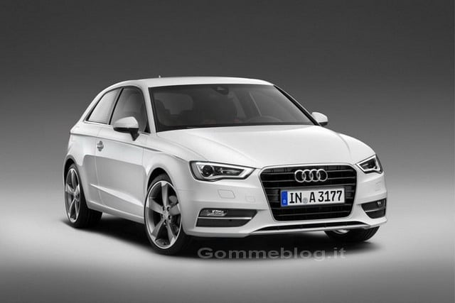 Nuova Audi A3: online le prime Foto Ufficiali 4