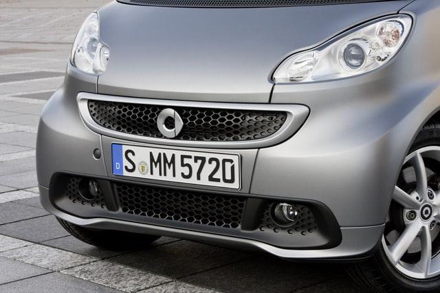 Nuova Smart fortwo 3.0 2012: la migliore Smart di sempre