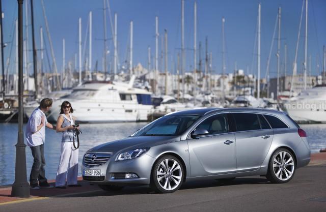 Opel Insignia BiTurbo Diesel: il diesel BiTurbo intelligente