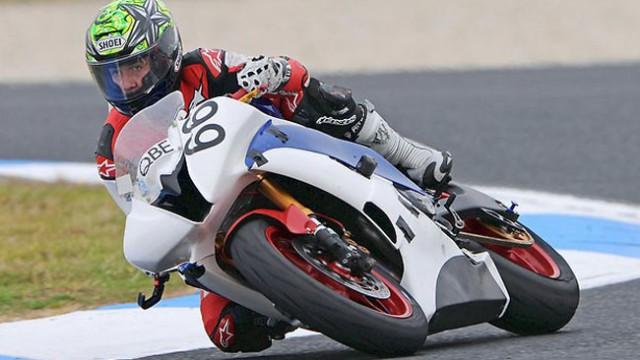 Tragedia in Stock 600 2012: muore Oscar McIntyre. Il cordoglio del Team BMW Motorrads