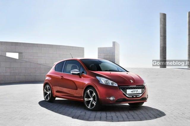 Peugeot al Salone di Ginevra: dalla 208 alla 4008 passando per Hybrid4 1