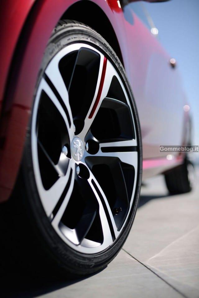 Peugeot GTi Concept: il titorno della mitica 205 GTi 4