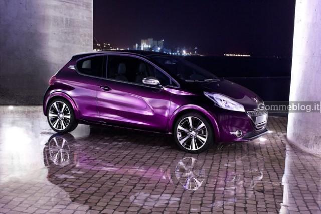 Peugeot XY Concept: esclusiva e urbana