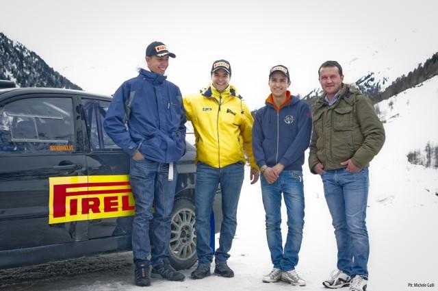 Challenge CSAI Raceday Ronde Terra: fine settimana stupendo con Gigi Galli a Livigno 2