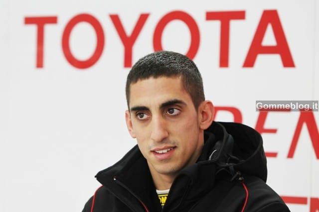 Toyota: ecco i piloti che correranno la 24 Ore di le Mans 2012 4