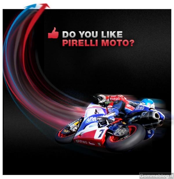 Pirelli Moto: online la nuova pagina Facebook