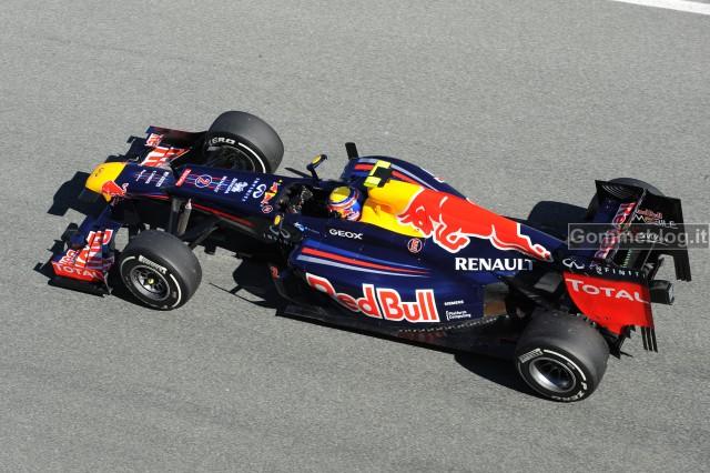 Formula 1 2012: I pneumatici Pirelli P Zero F1 protagonisti dei test a Jerez 3