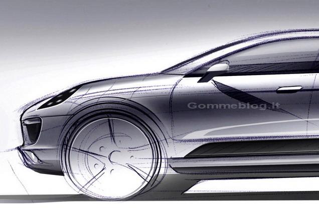 """Porsche Macan: il nuovo SUV """"fratellino"""" della Cayenne"""