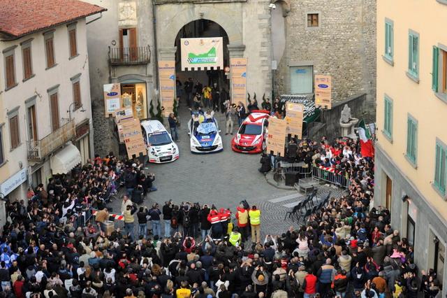 Rally del Ciocco 2012 e Valle Serchio: si parte il 22 Marzo
