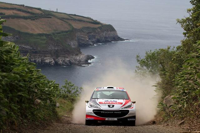 Rally IRC 2012: si parte dalle Azzorre