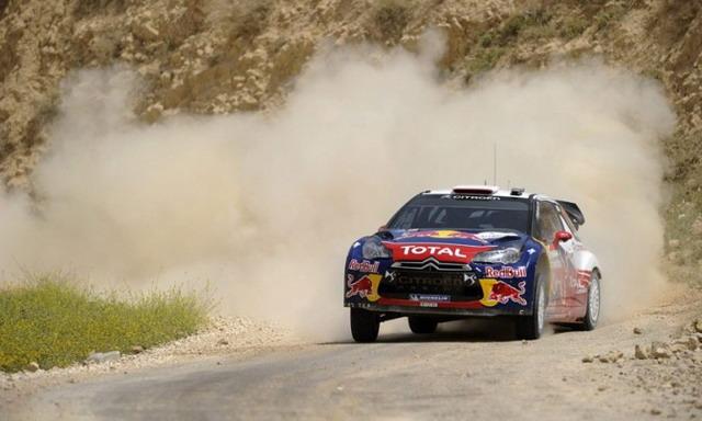 Rally d'Italia 2012: il WRC si correrà in Sardegna