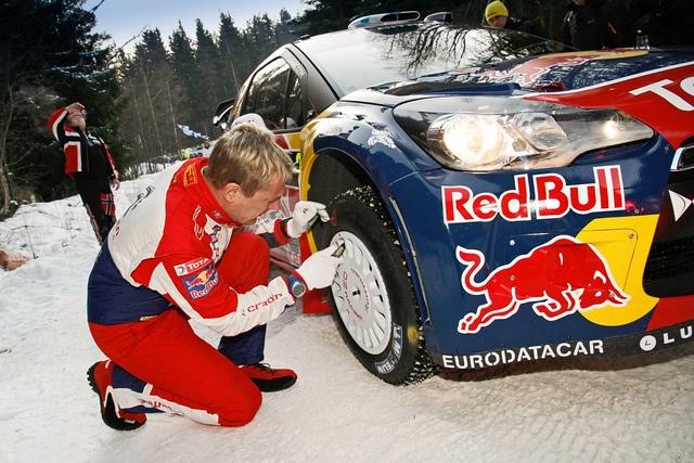 Rally di Svezia 2012: Sordo in testa dopo la PS1