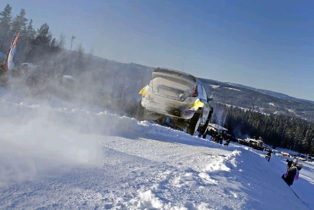 Rally di Svezia 2012: Pronti, Attenti, VIA !!!