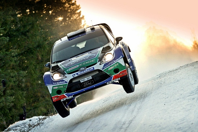 Rally di Svezia 2012: il Video della Qualifying Stage 4