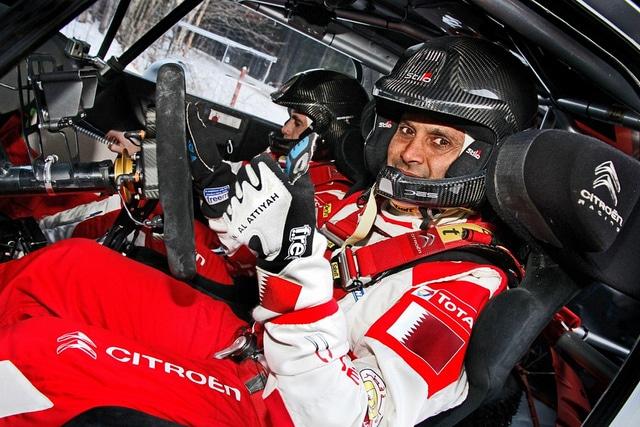 Rally di Svezia 2012: In PS4 la Citroen successo per Latvala e Solberg