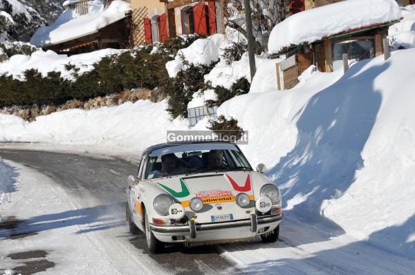 Continental domina sul campo il Rallye di MonteCarlo Historique  4