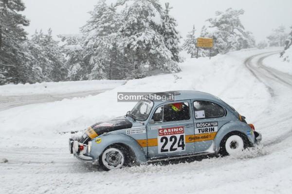 Continental domina sul campo il Rallye di MonteCarlo Historique  2