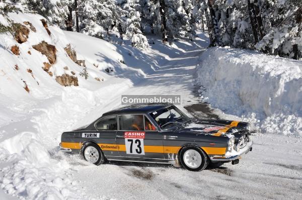 Scuderia Milano Autostoriche: squadra agguerrita al XVI Rallye di MonteCarlo Historique
