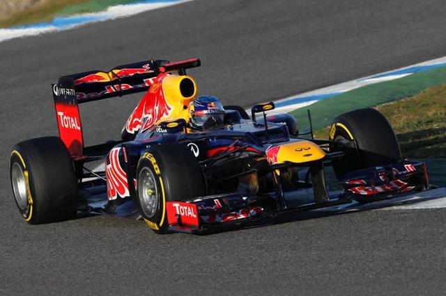 Formula 1 2012:  Vettel il più veloce nei Test F1 mattutini a Barcellona