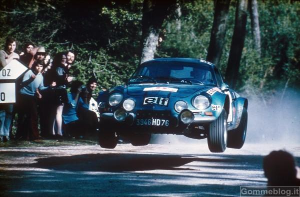 Renault Alpine A110: una supercar che segnato un'epoca 3