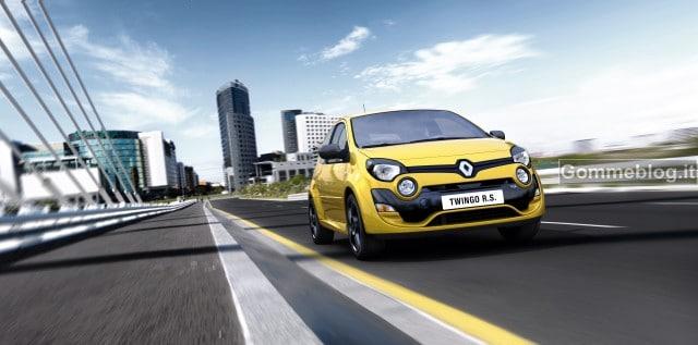 Nuova Renault Twingo RS: nata per correre