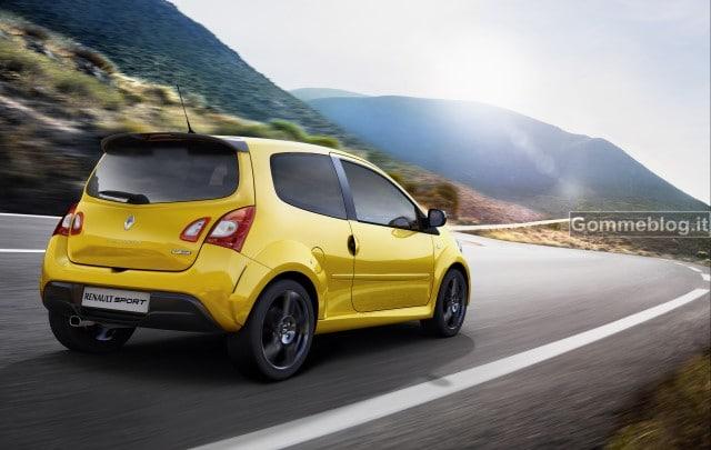 Nuova Renault Twingo RS: nata per correre 3