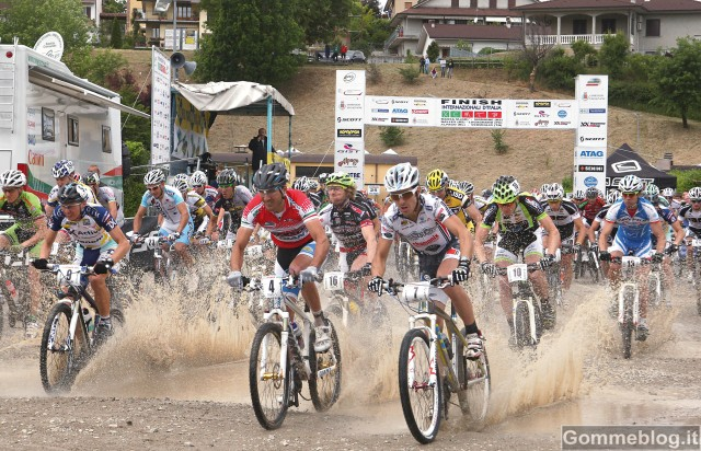 MTB: la Mountain Bike a Scott Valdarda bike. Campionato italiano XCO 