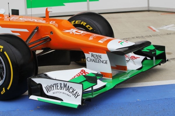 Sahara Force India VJM05: svelata la nuova monoposto F1 2012 2