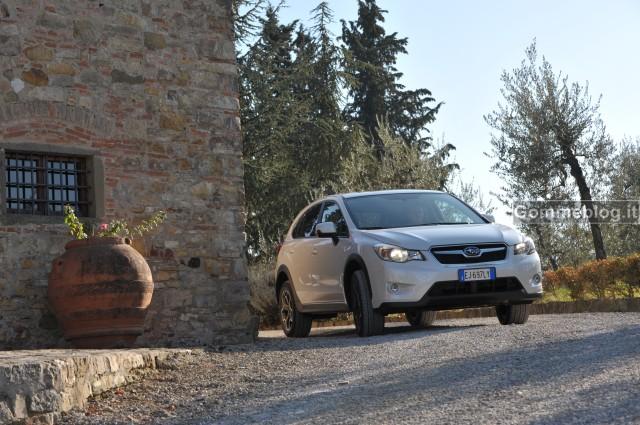 Subaru XV: Tecnica e Meccanica di questo nuovo Crossover Compatto  7