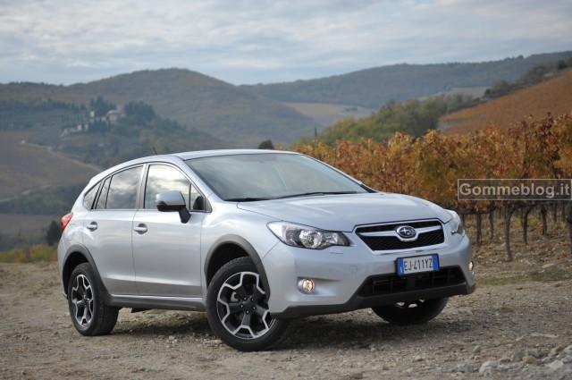 Subaru XV: Tecnica e Meccanica di questo nuovo Crossover Compatto  3