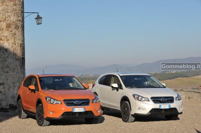 Subaru XV: Tecnica e Meccanica di questo nuovo Crossover Compatto  10
