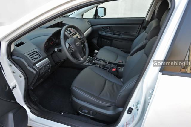 Subaru XV: Tecnica e Meccanica di questo nuovo Crossover Compatto  5