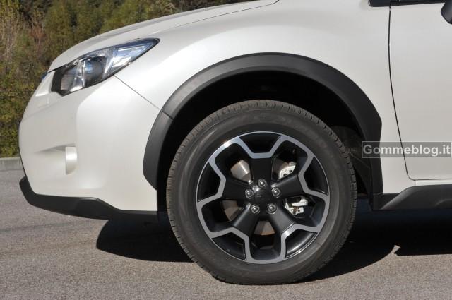 Subaru XV: Tecnica e Meccanica di questo nuovo Crossover Compatto  12