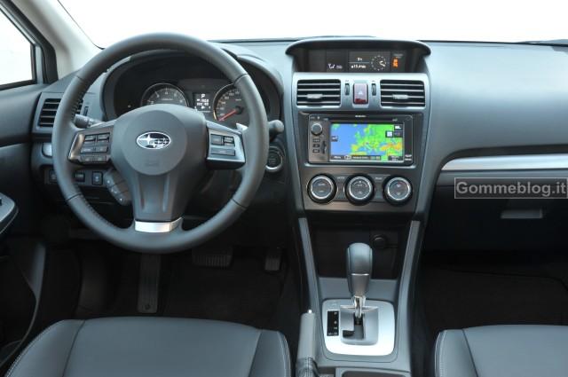 Subaru XV: Tecnica e Meccanica di questo nuovo Crossover Compatto  4