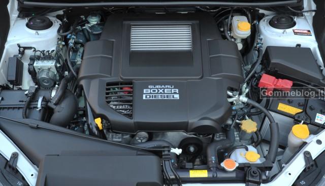 Subaru XV: Tecnica e Meccanica di questo nuovo Crossover Compatto  9