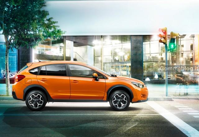 Subaru XV: Tecnica e Meccanica di questo nuovo Crossover Compatto  11