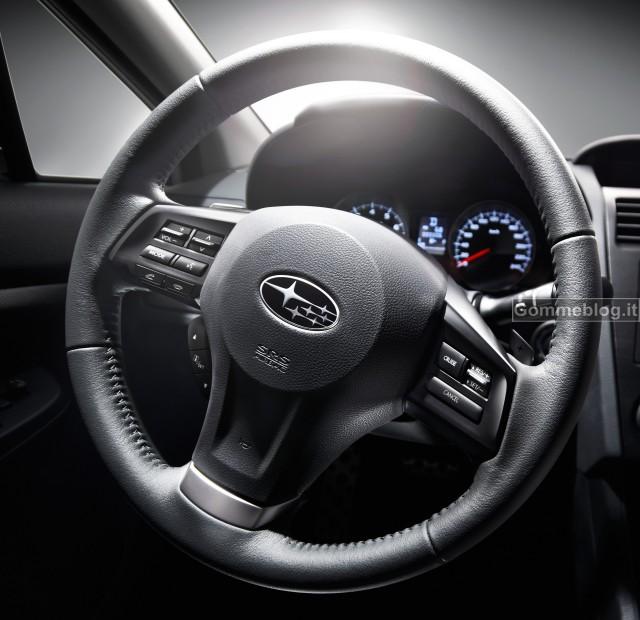 Subaru XV: Tecnica e Meccanica di questo nuovo Crossover Compatto  6