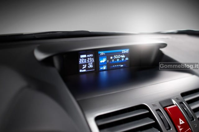 Subaru XV: Tecnica e Meccanica di questo nuovo Crossover Compatto  8