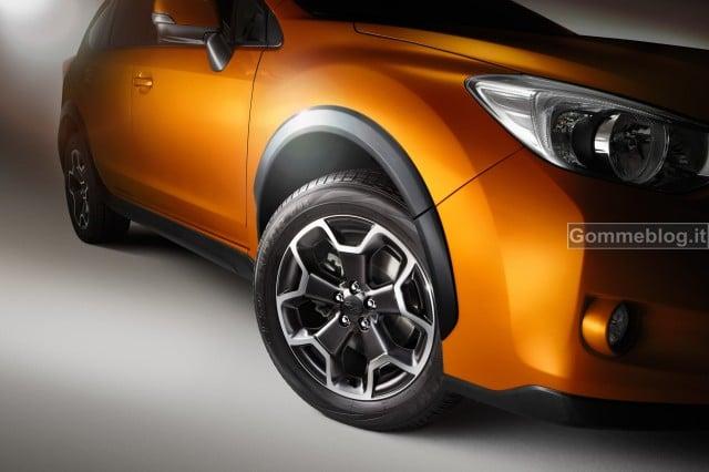 Subaru XV: Tecnica e Meccanica di questo nuovo Crossover Compatto  2