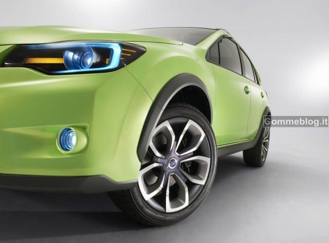Subaru XV: Tecnica e Meccanica di questo nuovo Crossover Compatto