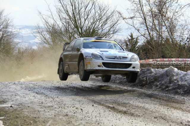 Rally: Alessandro Taddei vince su Citroen Xsara WRC la Ronde della Val d'Orcia