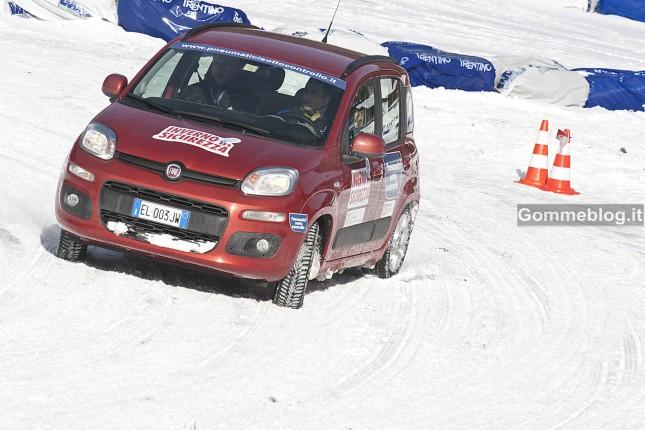 Test Pneumatici invernali 2012: equipaggiamento misto all'anteriore 2