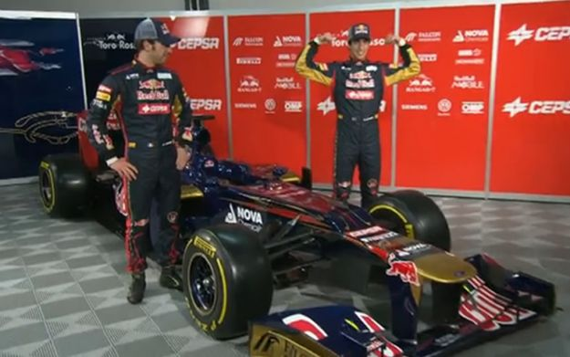 Formula 1 2012: Toro Rosso, born to be win!
