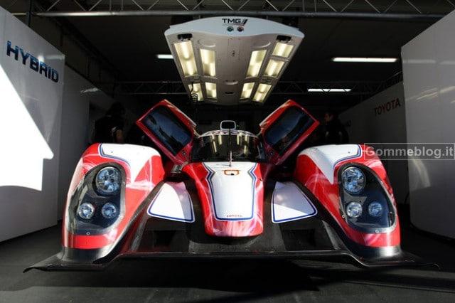 Toyota: 1° Test Endurance per la nuova TS030 Hybrid