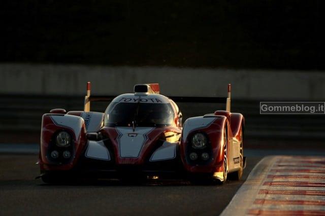 Toyota: 1° Test Endurance per la nuova TS030 Hybrid 2