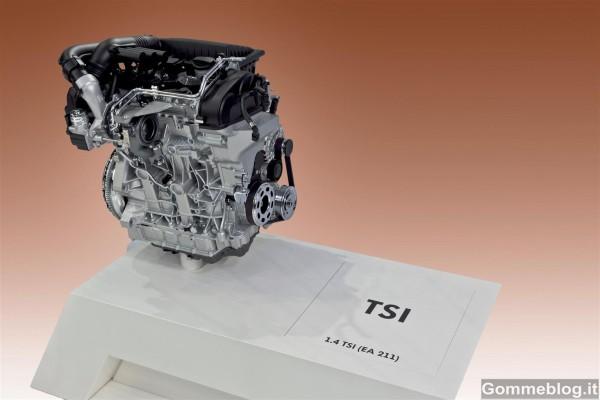 Tecnica auto: i nuovi Motori Benzina Volkswagen EA211 2
