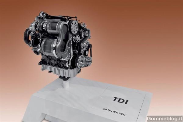 Tecnica Auto: nuovi motori Diesel Volkswagen sino a 190 CV