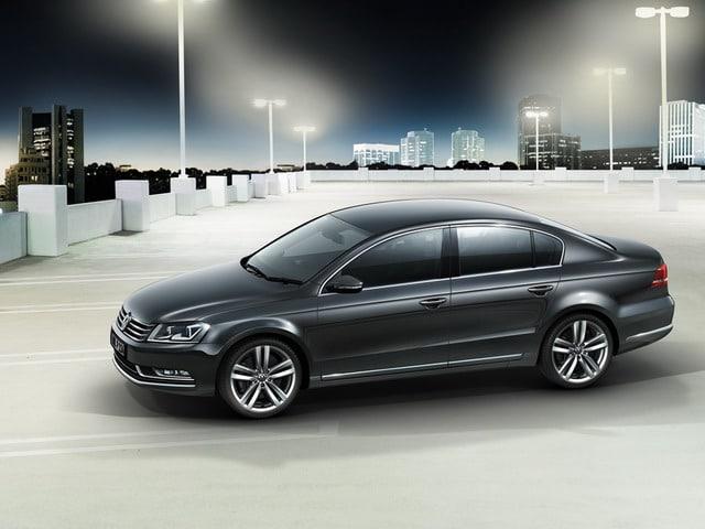 """Volkswagen Passat TSI Ecofuel Metano premiata come """"Auto del futuro"""""""