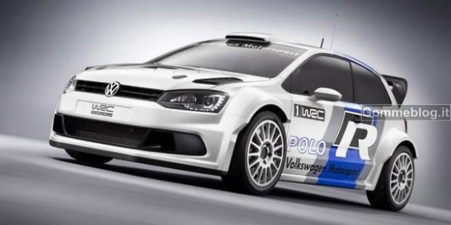 Volkswagen Polo R WRC: pronta per il  Campionato del Mondo Rally 2013