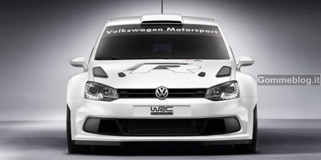 Volkswagen Polo R WRC: completati i test su neve si passa allo sterrato 2